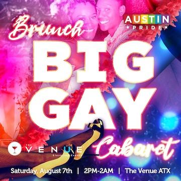 The Big GAY Brunch/Cabaret